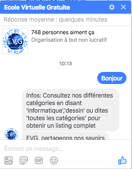 EVG_messenger